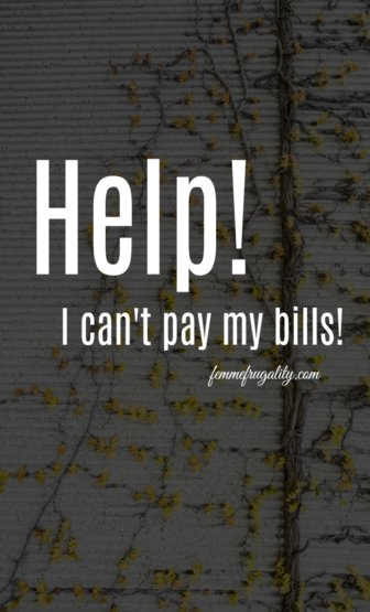 This is insanely helpful. I'm having trouble making ends meet but these tips will help me get back on track and pay my bills on time. Maybe then I can start saving!