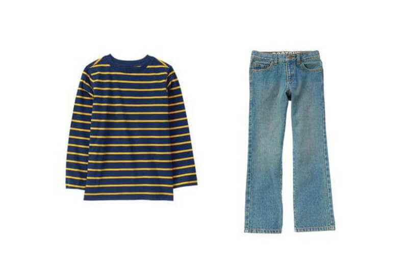 Back-to-school jeans for only $8.88