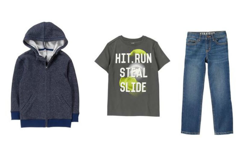Affordable, quality back-to-school looks on sale.