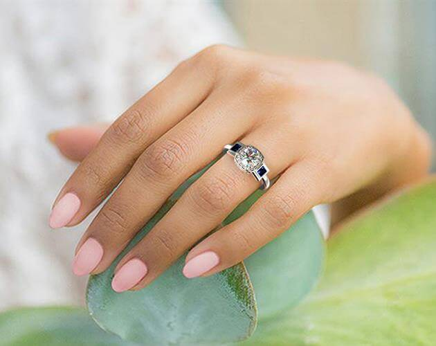 shop smart engagement rings