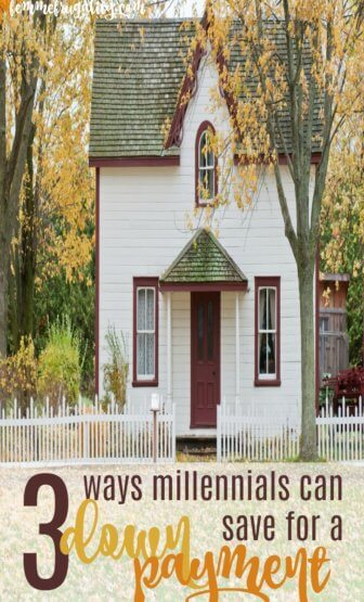 Would not have thought of some of these! Great tips to get money for a down payment on a home. Savings and patience are key!
