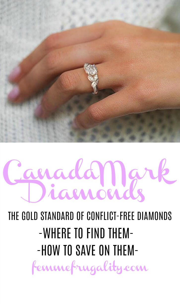 I'm impresed. They literally monitor the movement of these conflict-free diamonds at every point. Then you can verify it before you propose. Plus Black Friday sales!