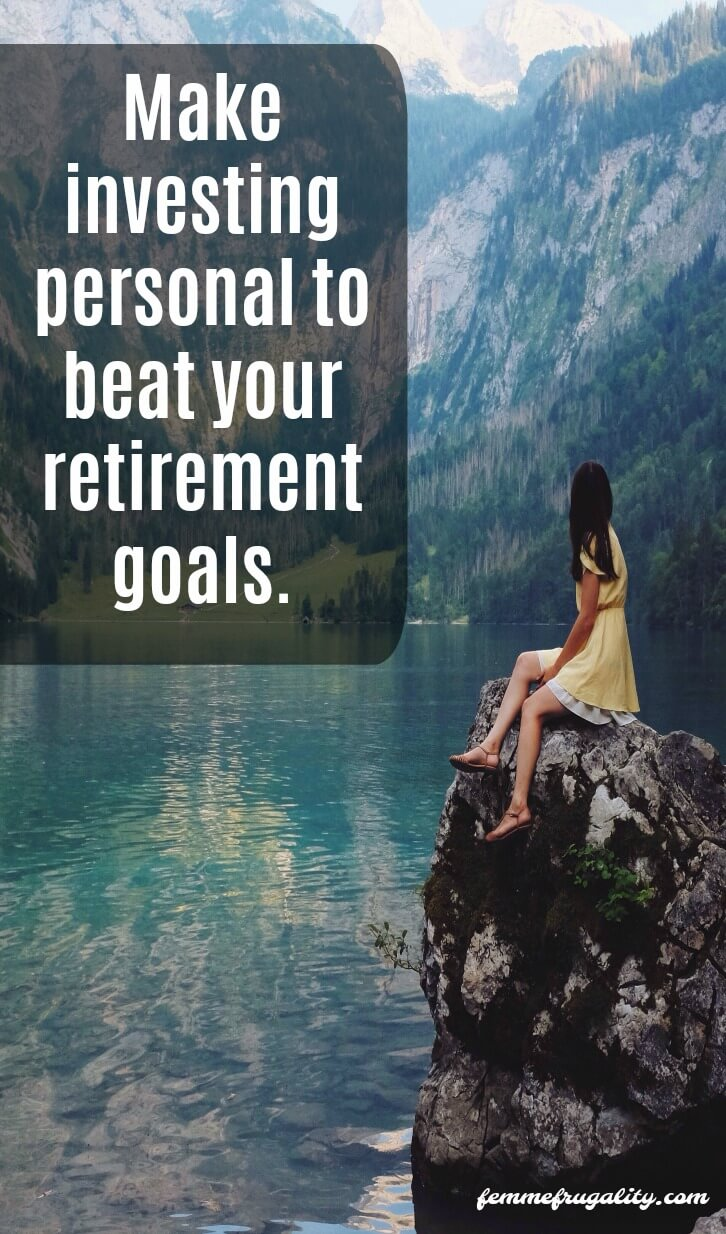 Not taking blanket investing advice after reading this one. Definietly going to make my investments more personal so I can reach my retirement goals.
