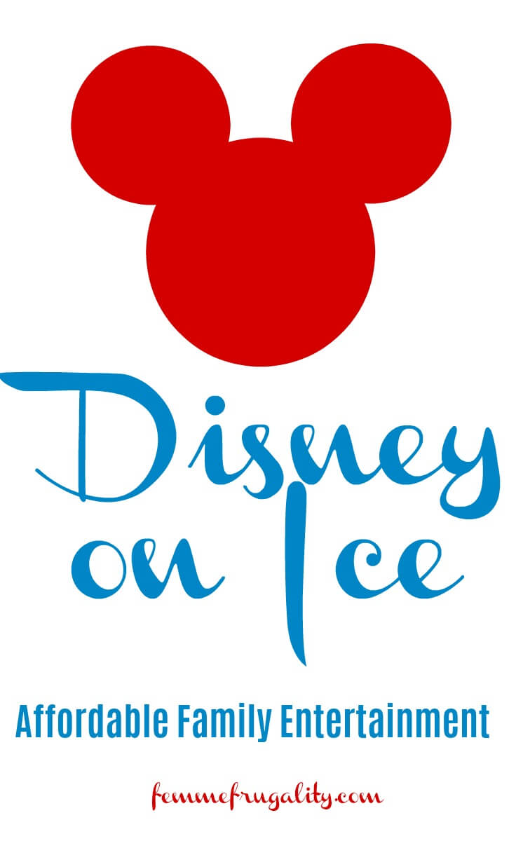 I had no idea that Disney on Ice tickets were so affordable! Definitely taking my kids next time the show comes to town.