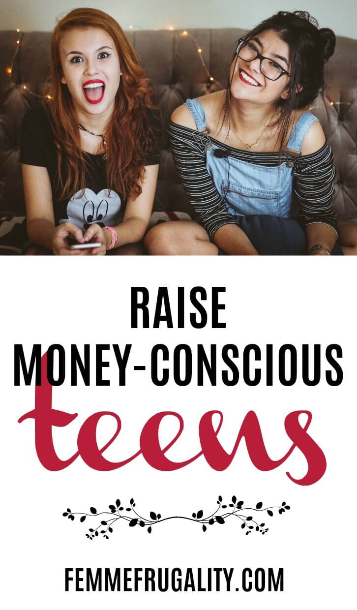 These are great tips to teach your teens about money from moms who have been there and done that.