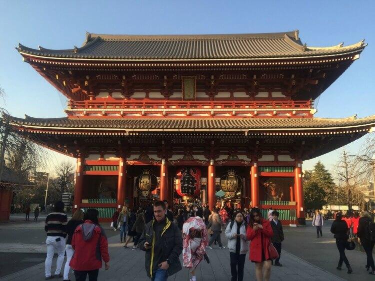 travel tips japan