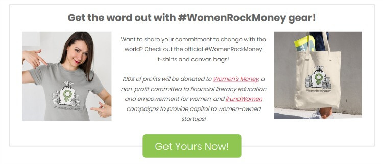 Women Rock Money Charity Initiative