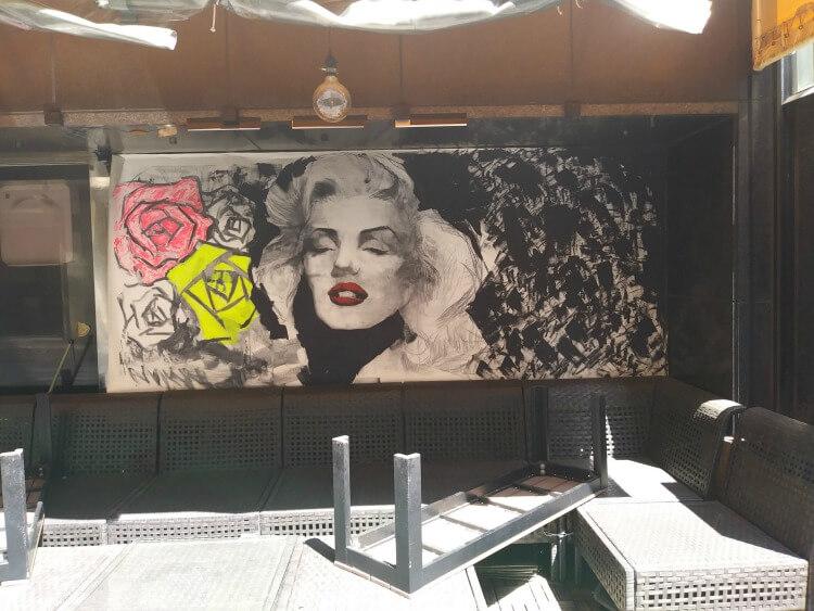 shinjuku mural