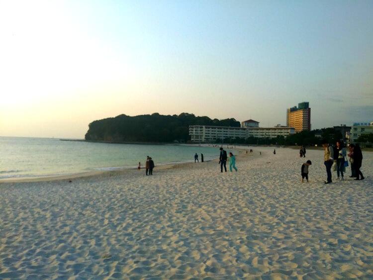 resort town japan