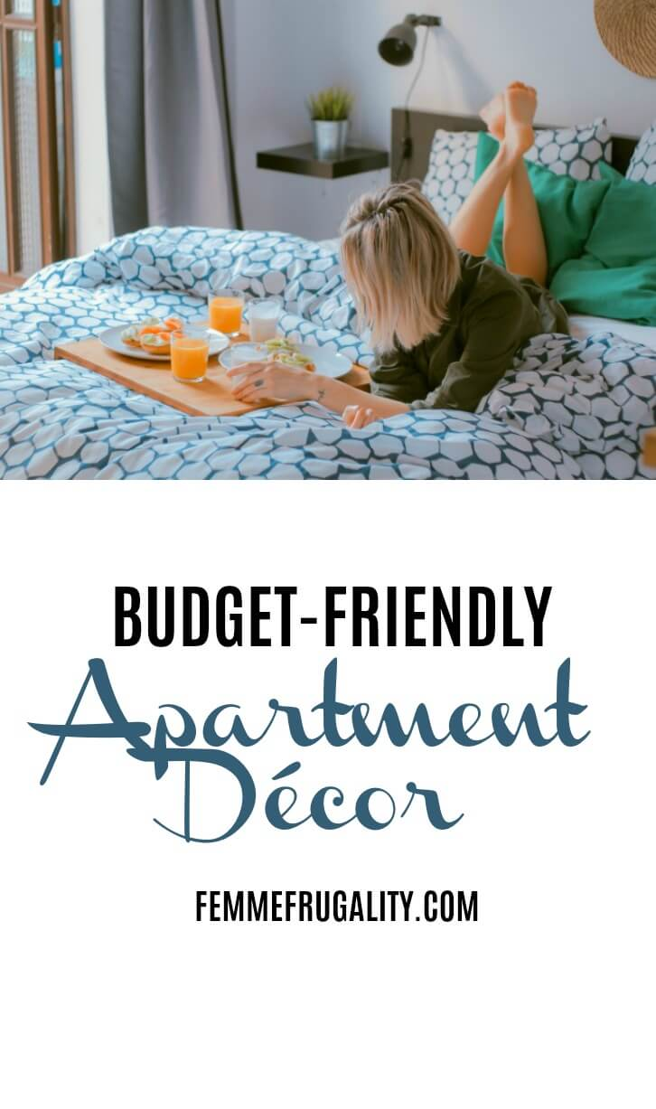 Ohhh these are such great ideas! Redecorating the apartment right now--on a budget this time, though!