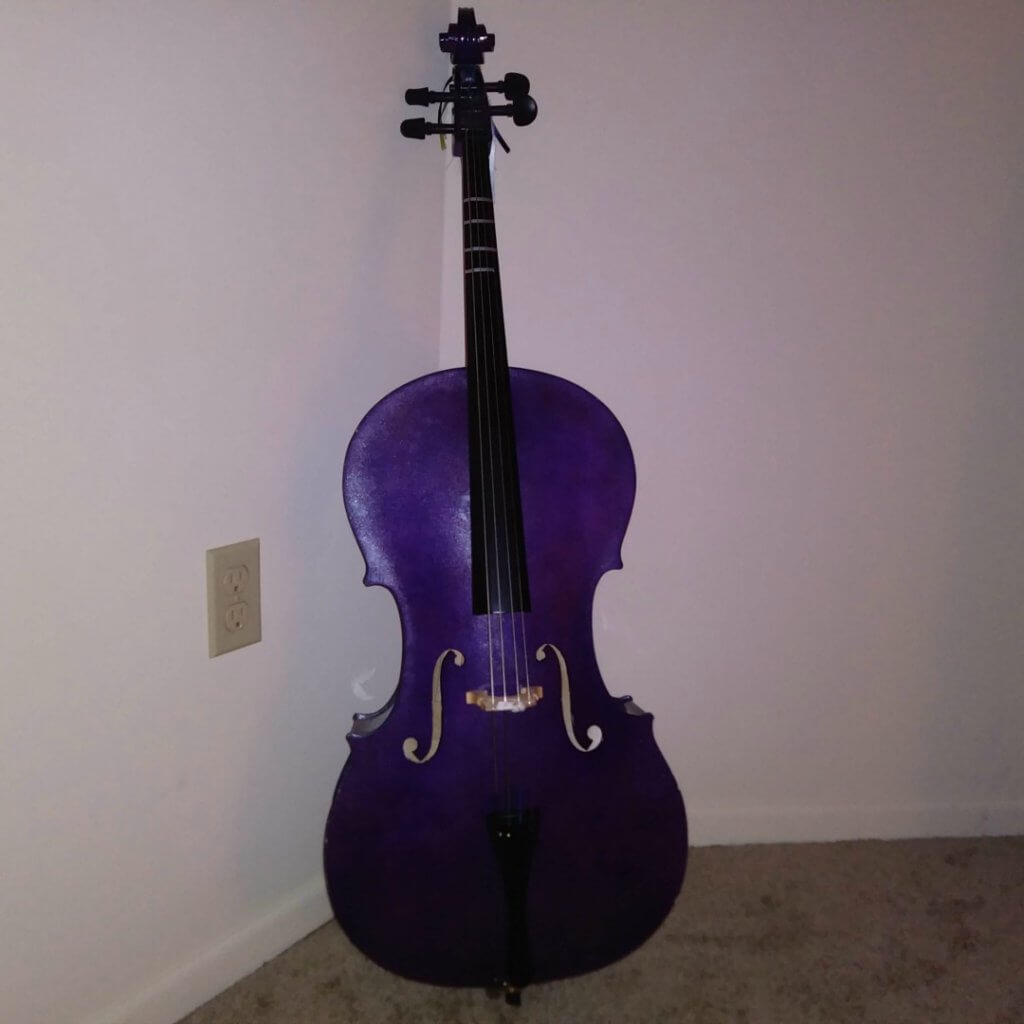 cello for five dollars