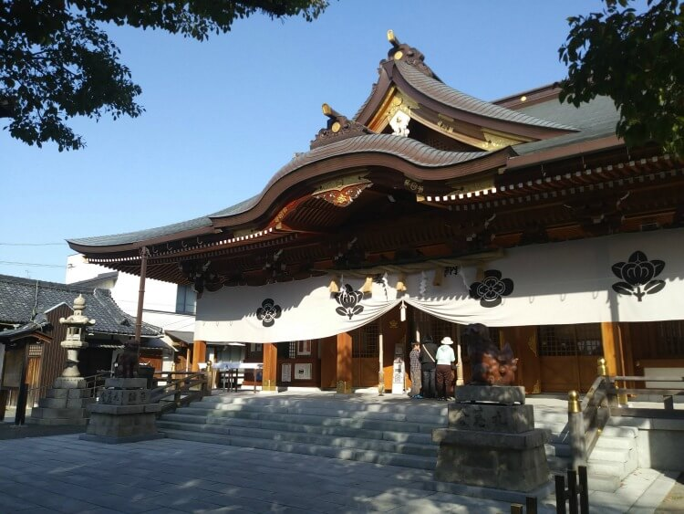 Kishimi shrine