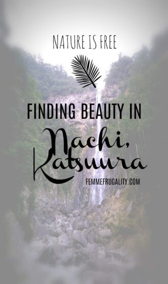 This is the most beautiful place I've never heard of. Putting Nachi Katsuura, Japan on my travel bucket list!