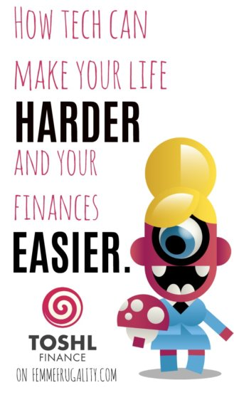 So true! I feel like social media has taken over my life, but I love using Toshl as my budgeting app.