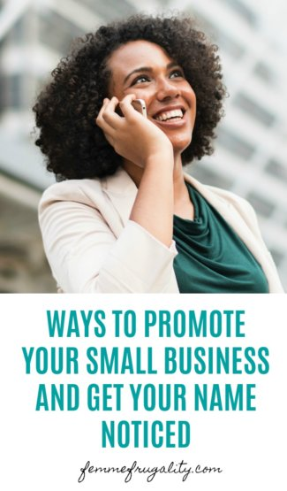 Crushing on these small business advertising tips! Can't wait until people start recognizing my brand name.