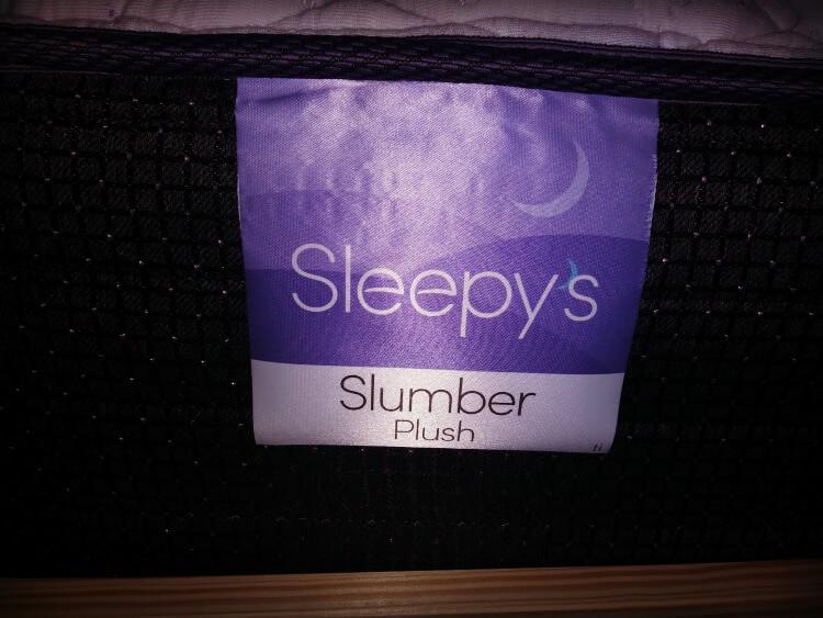 sleepys slumber at mattress firm