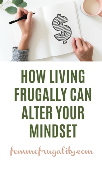 The benefits of living frugally are numerous. So glad I checked out this list.