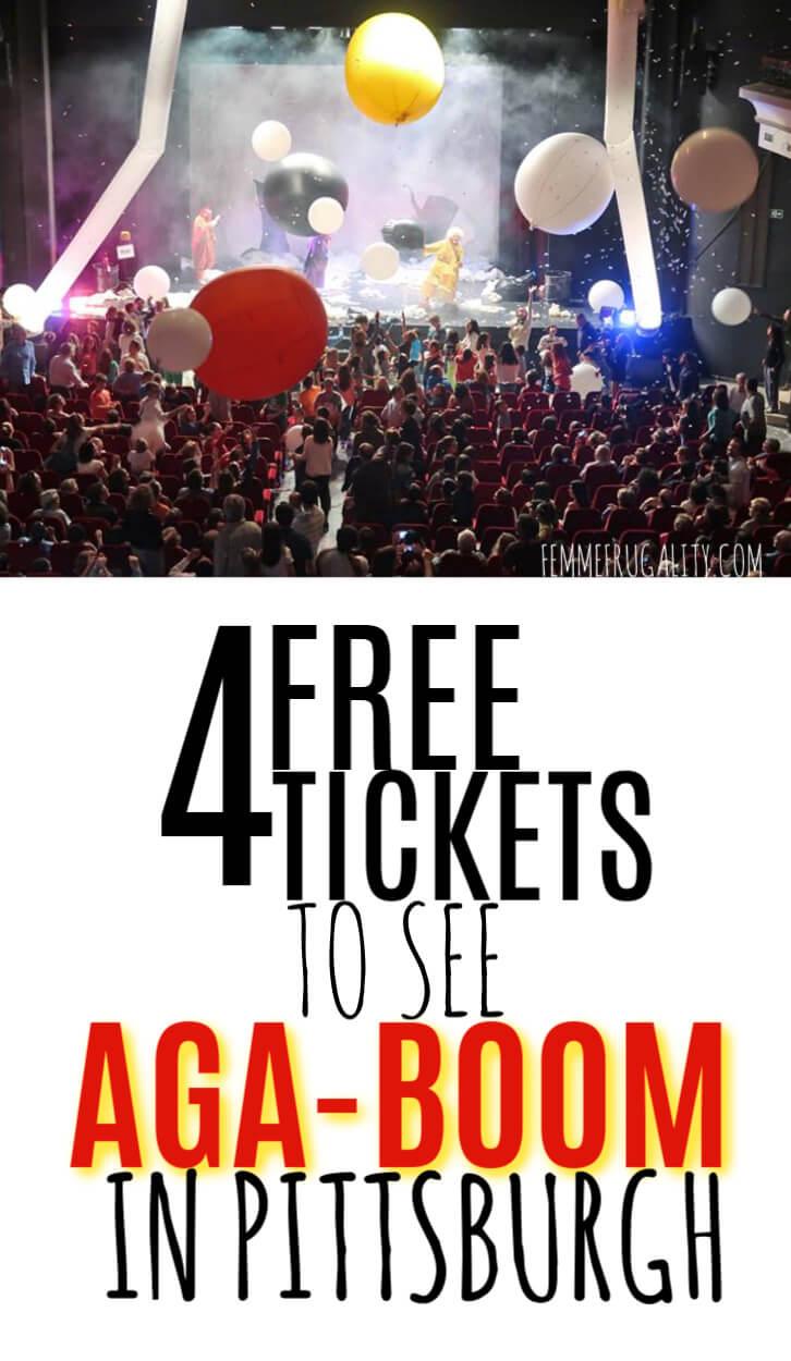 Win free Children's Theater tickets