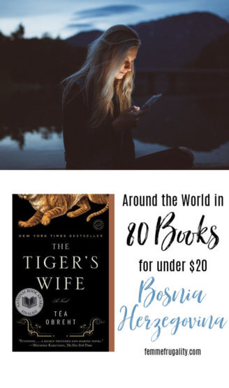 What an awesome reading challenge! I'm loving all the diverse books, and I loved The Tiger's Wife.